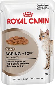 Royal Canin Ageing +12 консервы для кошек (пауч)