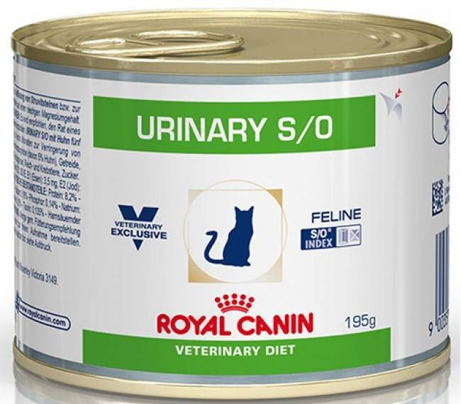Urinary canine корм royal canin
