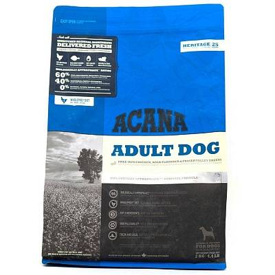 Корм для собак Acana Heritage Adult Dog с курицей 2