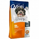 Корм для собак мелких пород до 10 кг Happy Dog Mini Adult FitWell