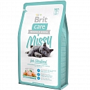 Сухой корм для стерилизованных животных Brit Care Cat Missy for Sterilised