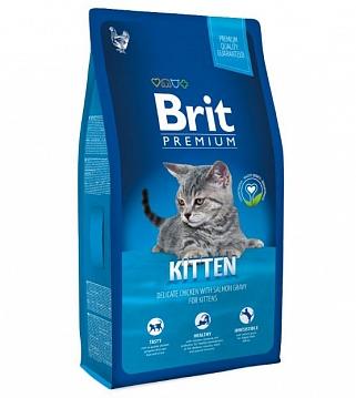 Что такое корм для кошек премиум класса