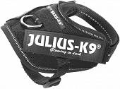 Шлейка для собак 70-90 кг Julius-K9 IDC Powerharness 4, черный