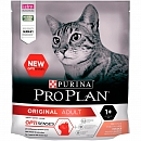 Корм для кошек Purina Pro Plan Original Adult с комплексом Optisenses, лосось