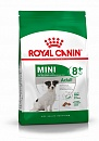 Royal Canin Mini Adult 8+ для стареющих собак мелких пород старше 8 лет