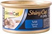 Консервы для кошек Gimpet Shiny Cat, со вкусом тунца