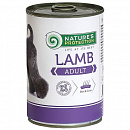 Консервы для собак Nature's Protection Adult Lamb с мясом ягненка