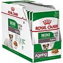 Royal Canin Mini Ageing 12+ для собак мелких пород старше 12 лет (пауч)