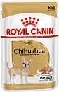 Royal Canin Chihuahua Adult для собак породы чихуахуа (пауч)