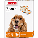 Кормовая добавка для собак старше 7 лет Beaphar Doggy's Senior с L-карнитином