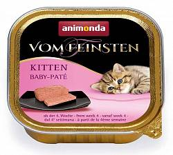 Консервы для котят Animonda Vom Feinsten Kitten Baby Pate, паштет