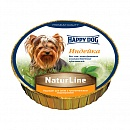 Консервы для собак Happy Dog Natur Line, паштет из индейки