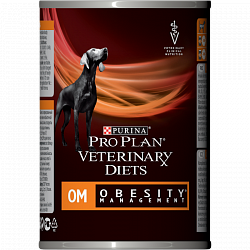 Консервы для собак Purina Pro Plan Veterinary diets OM при ожирении