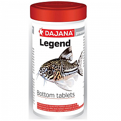 Корм для донных рыб Dajana Legend Bottom Tablets таблетки