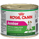 Royal Canin Junior Mousse для щенков