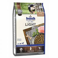 Корм для собак Bosch Light, низкокалорийный